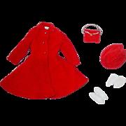 Vintage 1964 SKIPPER Fashion ~ #1906 Dress Coat