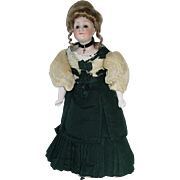 "Antique 11"" Kestner Gibson Girl #172 Lady Doll ~ All Original"
