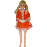 Mod 1970 Skipper W Sausage Curls ~ Near Mint