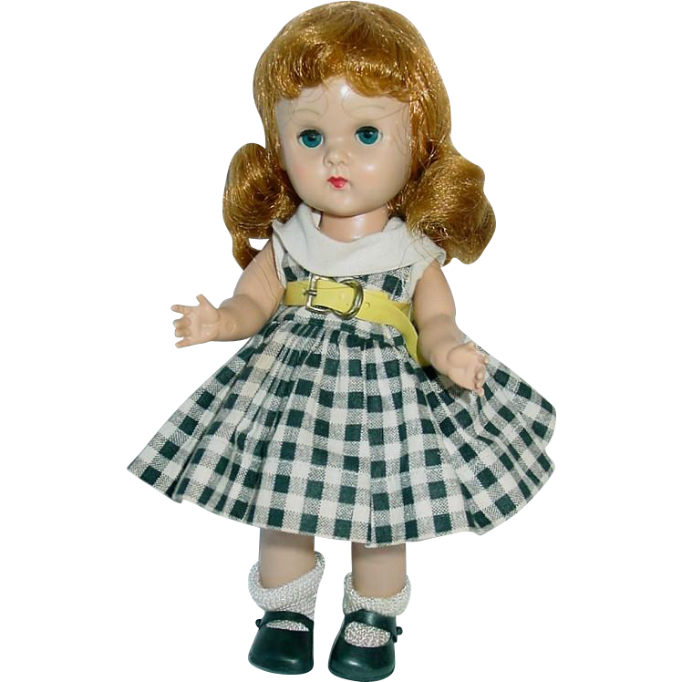 1955 Redhead Ginny SLW in Kinder Crowd Outfit #21