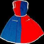 Vintage Barbie Fashion ~ #943 FANCY FREE ~ Mint