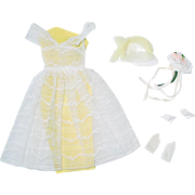 Vintage Barbie Fashion ~#987  Orange Blossom NM/Complete