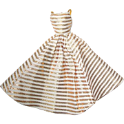 Original 1965 Vintage Barbie #1639 HOLIDAY DANCE Formal Gown