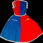 Vintage Barbie Fashion ~ #943 FANCY FREE ~ Mint!