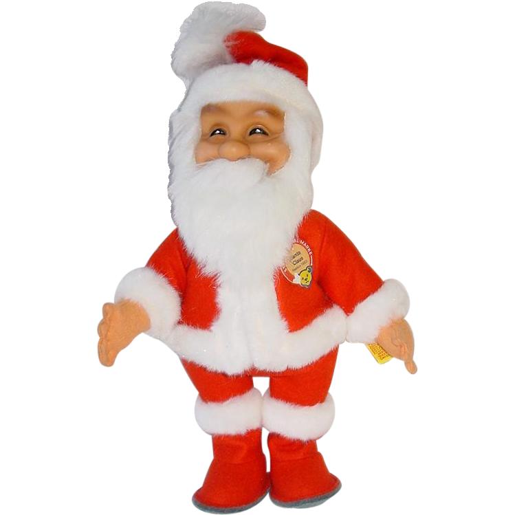 "Vintage 1985 Steiff 12"" Santa Claus 7635/28"