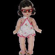 Vintage BKW Wendy Alexander-Kin Doll in Beach Outfit - Red Tag Sale Item