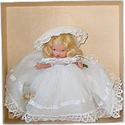 Nancy Ann Storybook Pudgy JL #186 Child That Was Born on the Sabbath ~ Sunday Doll
