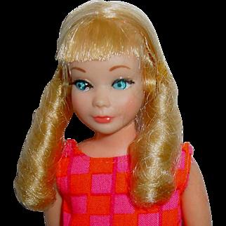 Mod 1970 Skipper W Sausage Curls ~ Near Mint W Original SS