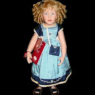 "Wonderful Gotz 16.5"" ~  BELFIORE Beatrice Perini Doll MIB"