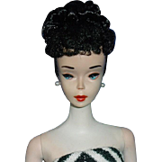 Vintage #3 Brunnete Ponytail Barbie