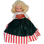 Nancy Ann Storybook Doll Around the World ~ #27 Dutch