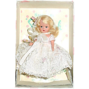 Nancy Ann Storybook ~ #85 FLOWER GIRL ~ Bridal Series