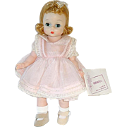 Vintage BKW Wendy Alexander-Kin Doll in Party Dress W/ Wrist Tag