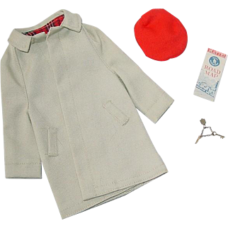Vintage Ken Fashion ~ #788 Rally Day ~  Mint/Complete