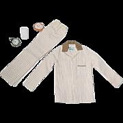 Vintage KEN Fashion ~ #781 Sleeper Set ~ NM/Complete