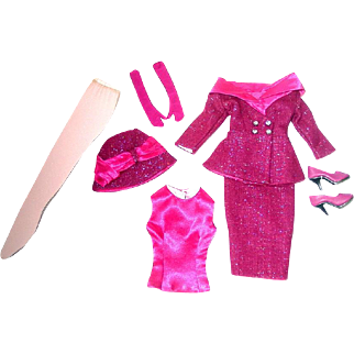 """Tonner 18"""" Kitty Collier Doll Fashion ~ Lunch at the Ritz ~ M/C ~ Hard to Find!"""