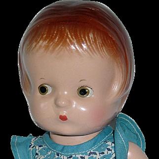 Adorable 1930s Effanbee PATSY JR. Doll
