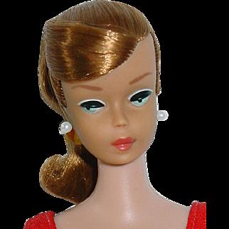 Vintage Redhead SWIRL Barbie Doll