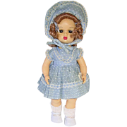 "Vintage 1950s 10"" Tiny Terri Lee Doll"