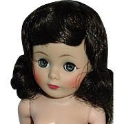"""Vintage 10 1/2"""" American Character 1959 Toni ~ Gorgeous Hair"""