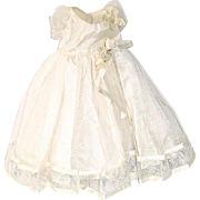 "Vintage Terri Lee ~ 10"" Tiny Terri ~ Tagged Wedding Gown"