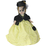 "Rare 1957 8"" Madame Alexander ~ Aunt Agatha Doll Alexander-kins"