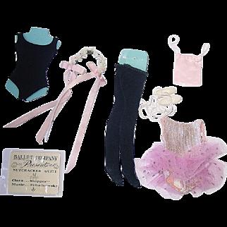 Vintage 1964 Skipper Fashion ~ #1905 BALLET CLASS ~ NMint/Complete