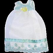 Vintage Barbie Family ~ Tutti ~ #3615 FLOWER GIRL Dress