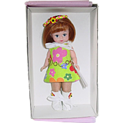 "Madame Alexander 8"" FLOWER CHILD ~ Mint in Box W/COA ~ Ltd. Edition"