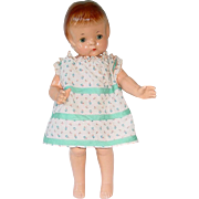"""Vintage 19"""" Composition Effanbee PATSY ANN Doll"""