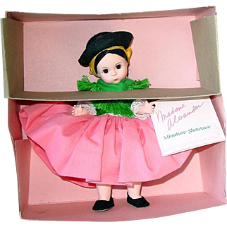 Madame Alexander International Series ~ PORTUGAL Doll #585