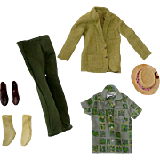 Vintage Ken Outfit ~ #785 Dreamboat ~ NMint/Complete