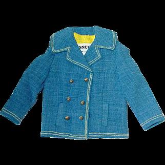 Vintage Francie #1290 Denims On! ~ Blue Jacket