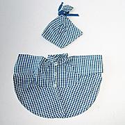 "Vintage 10"" Tiny Terri Lee Fashion ~ Duster Coat & Hat"