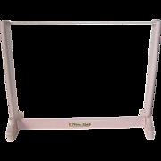 "Vintage 16"" TERRI LEE ~ Original Pink Fashion Rack W/Box"