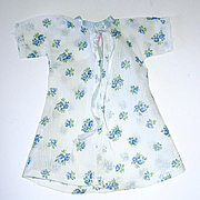 Terri Lee ~ LINDA BABY ~ Floral Cotton Robe ~ Tagged