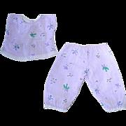 """10"""" Tiny Terri Lee ~ Lounging Pajamas ~ Tagged"""