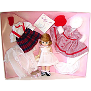 "Madame Alexander 8"" WENDY Loves Being Loved ~  Ltd. Ed. Giftset"
