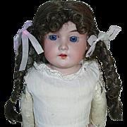 """17"""" German AM Marseille Bisque Head FLORADORA Doll"""