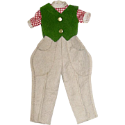 "American Character 8"" Betsy McCall ~ Riding Outfit"