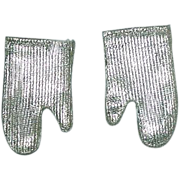 Vintage Barbie ~  JC Penney Exclusive PINK PREMIERE ~ Short Gold Gloves