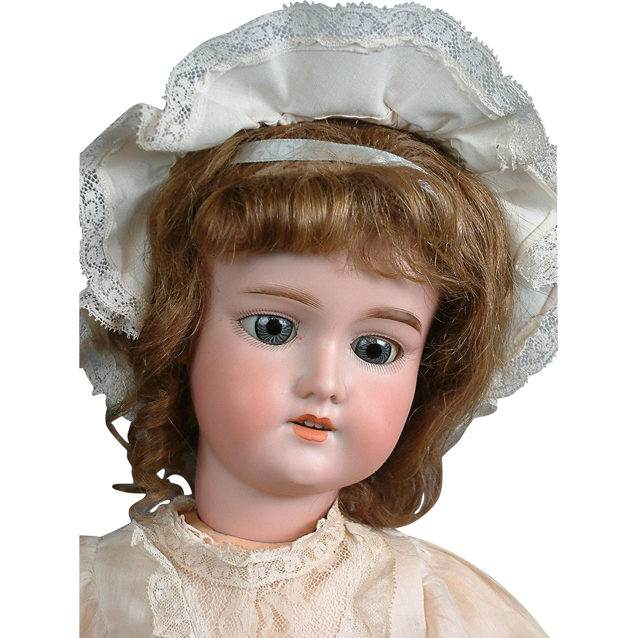 "Beautiful 25"" All Original Armand Marseille Doll in MINT Condition!"