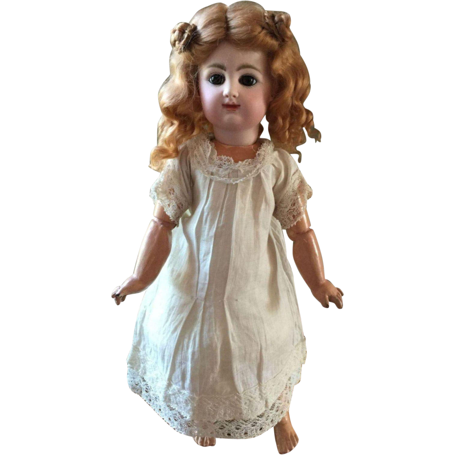 Factory Original French Bebe Chemise or Nightgown c. 1885