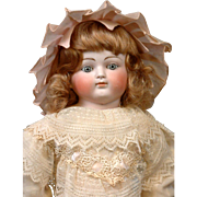 "23"" Alt Beck & Gottschalk Young Lady For the French Market c. 1885"