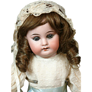"""Sweet Petite 13"""" Antique Armand Marseille 1894 Bisque Doll Great Condition"""