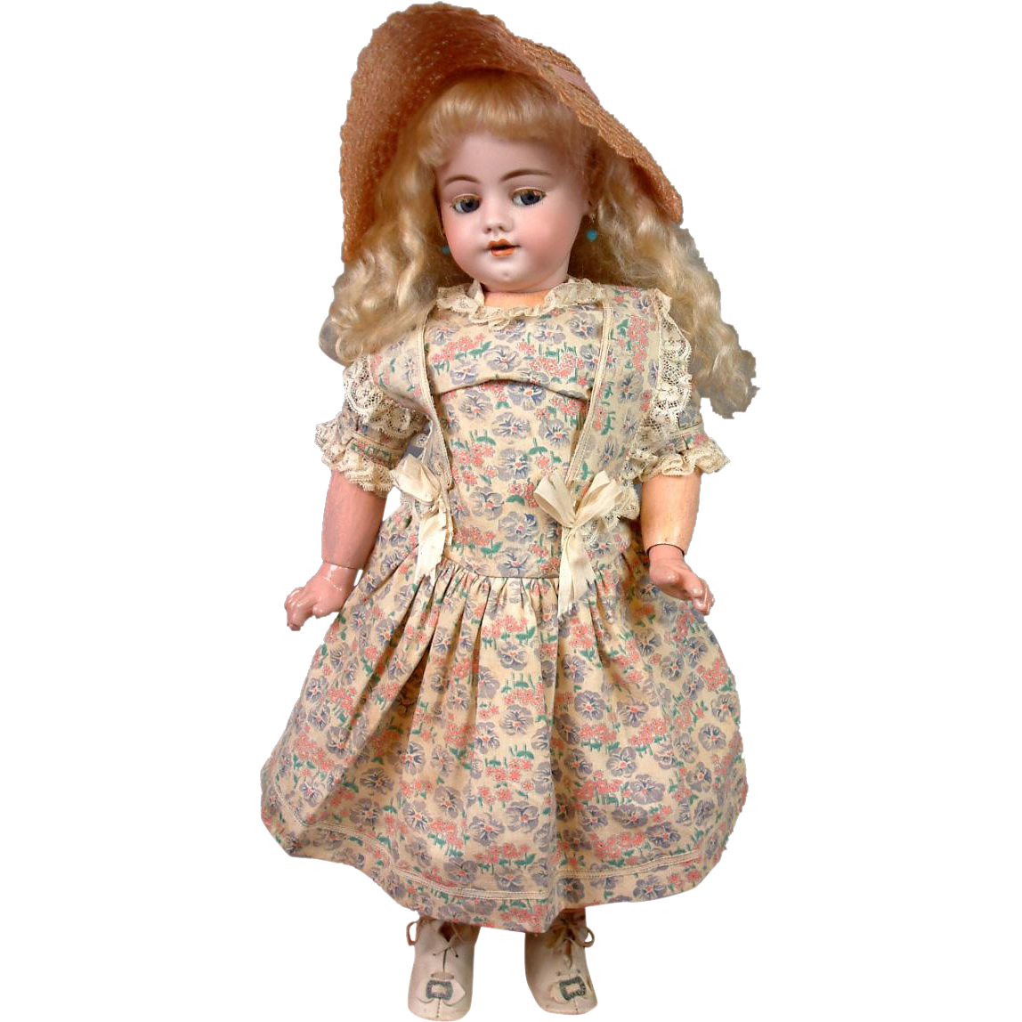 "Wonderful 20"" Simon & Halbig 1039 Flirty Child for the French Trade"