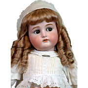 "29"" Adorable Kammer * Reinhardt Flirty Child On Mint Original Body"