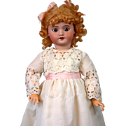 "23"" SFBJ 60 French Child With Delighted Expression - Red Tag Sale Item"
