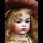 """Delicious 12.5"""" Bebe Bru in Excellent Condition~ Rare 1887 Example"""
