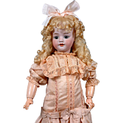 """22"""" Simon & Halbig 1039 Walk-Cry Antique Doll For The French Trade"""